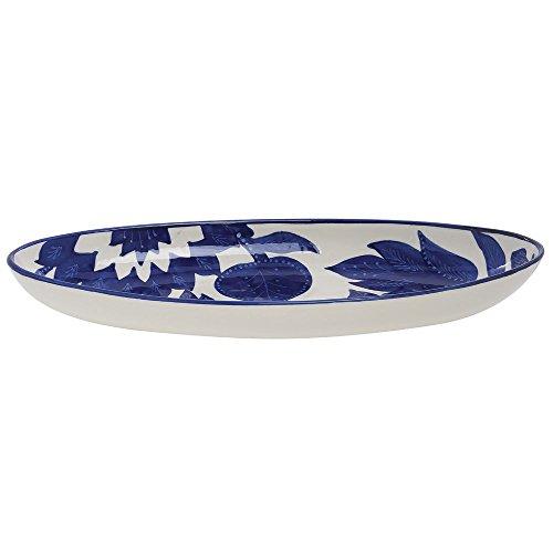 12 Stoneware Extra Large Oval Platter, Jinane ()