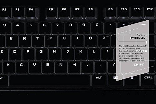 7dc2fe43d75 Azio Backlit Mechanical Gaming Keyboard (MGK1) - Import It All