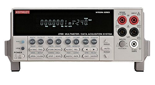 Keithley 2700 Precision Data Acquisition System