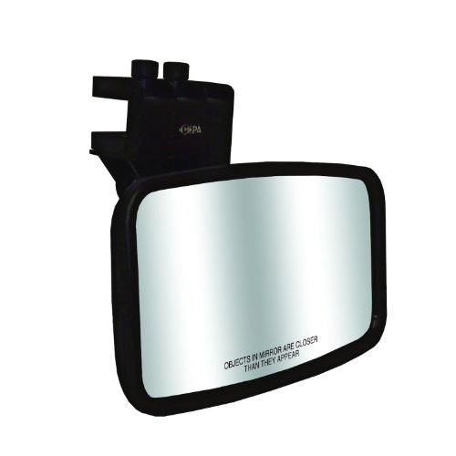 Jobe Safety Mirror – Black