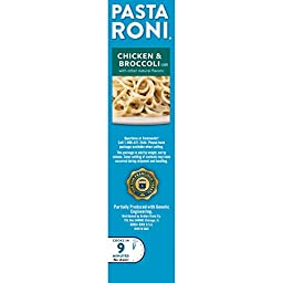 Pasta Roni Chicken & Broccoli Linguine Mix (Pack of 12 Boxes)