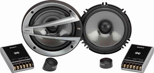 Sony XSGS1621C 6 5 Inch Component Speakers
