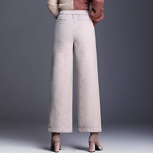 Femme Evasé En Pantalon Dissa Beige Vrac Dld838 Chaud Pantalons 0qExTB