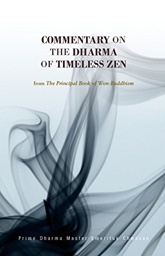 Commentary on the Dharma of Timeless Zen pdf