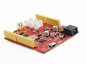 Arduino-compatible ATmega328 MCU development board, Arduino uno r3 enhanced version,based the Arduino UNO bootloader, as a UART-to-USB converter,Widely used in IoT,smart home,robot,learning,DIY