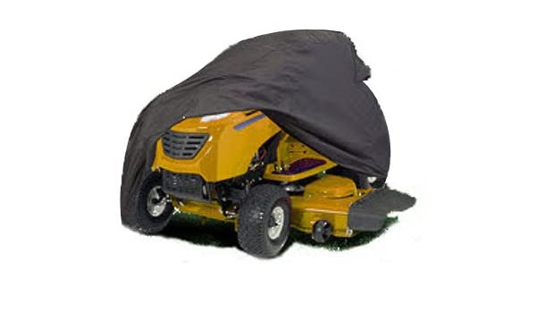 Funda protectora para tractor cortacesped impermeable y resistante tamaño XL: Amazon.es: Bricolaje y herramientas