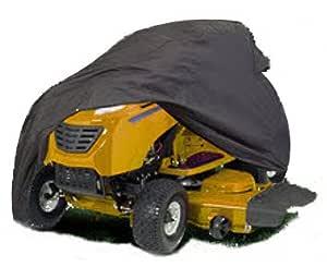 Funda protectora para tractor cortacesped impermeable y resistante tamaño 3XL