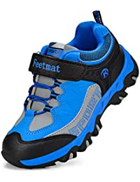 Boys Hiking Shoes Waterproof Kids Sneaker