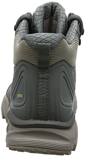 Sage Gore Vintage Grey Boots North Face Rise Endurus The High Grey Women's Hiking Mid Sedona Khaki Tex Og4Hq