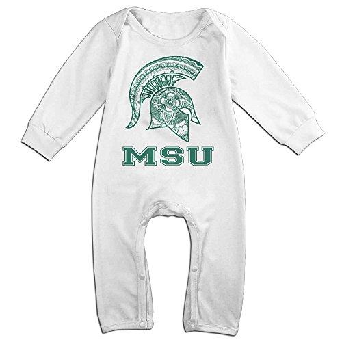 Michigan State Infant Wear - 8
