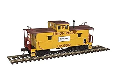 Amazon com: Atlas UP Cupola Caboose #25602: Toys & Games