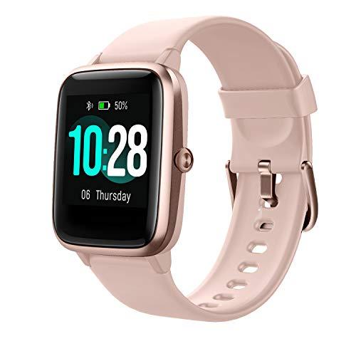 Vigorun Smart Watch, Smartwatch Women Men Fitness Trackers Multiple Sports Modes 10 Days Battery Life Heart Rate…