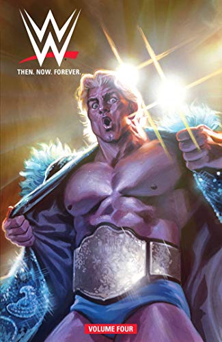 Pdf Graphic Novels WWE: Then Now Forever Vol. 4