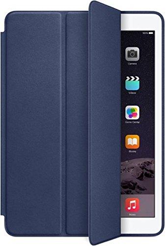 GadgetM Flip Cover for Apple Ipad Mini 3  Dark Blue, Leather