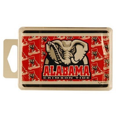NCAA Alabama Crimson Tide Playing Cards Alabama Crimson Tide Playing Card