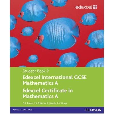 Edexcel International GCSE Mathematics A Student Book 2 with ActiveBook CD (Edexcel International GCSE) (Mixed media product) - Common