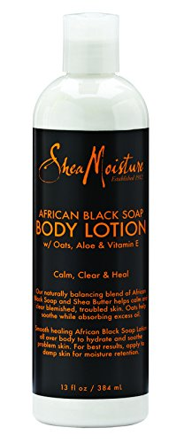 Shea Moisture African Black Soap Body Lotion