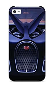 Durable Case For The for ipod Touch 4 - Eco-friendly Retail Packaging(bugatti Galibier 22)