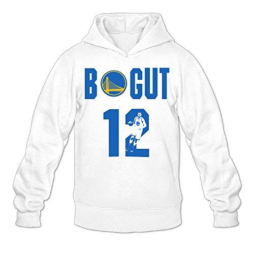 Price comparison product image QK Andrew Bogut Men's Cool Sweatshirt S White