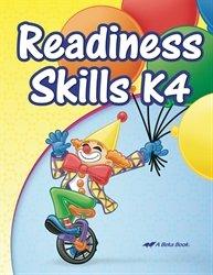- Readiness Skills K4
