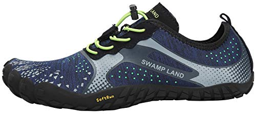 Trekking Scarpe Katliu Per Strada Trail Corsa Palestra scarpe Asciugatura Immersione Running Blu Camminare Su Rapida Donna Fitness Naturale Uomo scarpe Da Barefoot scarpe rrdqZ7S