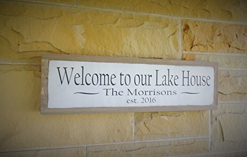 welcome-to-our-lake-house-wood-sign-personalized-wooden-sign-established-custom-sign-exterior-outdoo