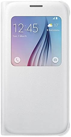 Samsung S View - Funda oficial de tela para Samsung Galaxy S6 ...
