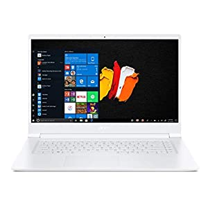 Acer Concept D CN515-51 15.6-inch 4K UHD Thin and Light Creative Notebook (Intel Core i5-8305G/8 GB RAM/512 GB SSD/Win10…