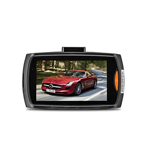 Car DVR Dash Camera, ZYooh 2.7 inches LTPS TFT LCD Car DVR G-sensor Night Vision HDMI Capacitive, Android 4.4.4 OS Support Car DVR Camera Built-in lithium battery / car -