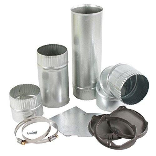 Whirlpool Dryer Vent Kit 4-Way(Alp OEM W10323246