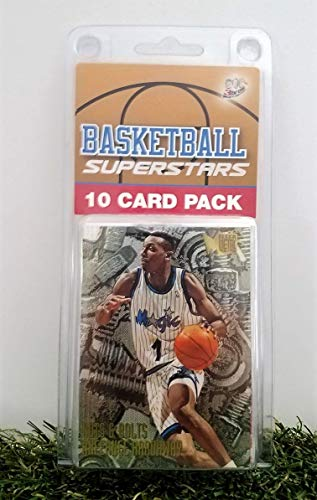- Anfernee (penny) Hardaway- (10) Card Pack NBA Basketball Superstar Anfernee (penny) Hardaway Starter Kit all Different Cards. Comes in Custom Souvenir Case! by 3bros