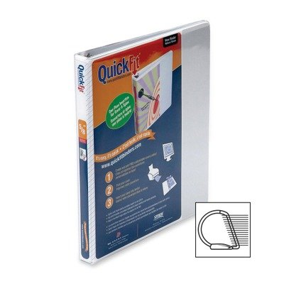- STW87000 - Stride Quick Fit D-Ring View Binder