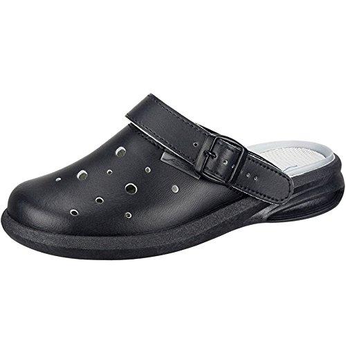 Abeba 7631–35Easy Schuh Blitzschuh, schwarz, 7631-47