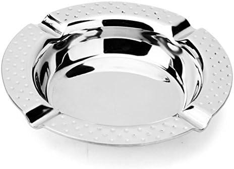 灰皿 , 厚いステンレススチール灰皿クリエイティブリビングルームオフィスバー灰皿インターネットカフェファッションスモーク灰皿