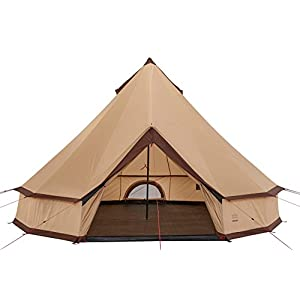 GRAND CANYON Indiana 400 – round tent, different colors
