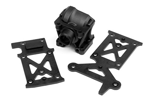 (HPI Racing Gear Box B/Chassis Spacer Set)