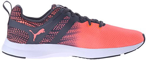 889178805378 - PUMA Women's Pulse XT Graphic 2 Running Sneaker, Fluorescent Peach/Periscope, 9 B US carousel main 6