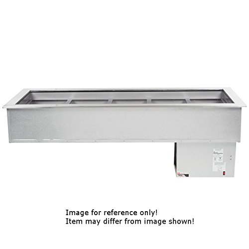 APW Wyott FACW-6 Self-Contained Drop-In Forced Air Cold Food Well