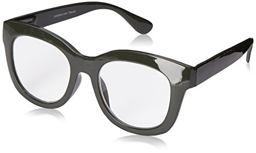 peepers-womens-center-stage-2301150-oval-reading-glasses-olive-gray-15