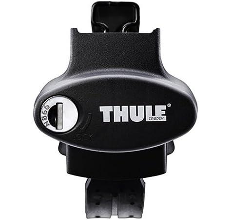 Thule 961B CRUZBER, Negro, 118 cm, Set de 2: Amazon.es: Coche y moto
