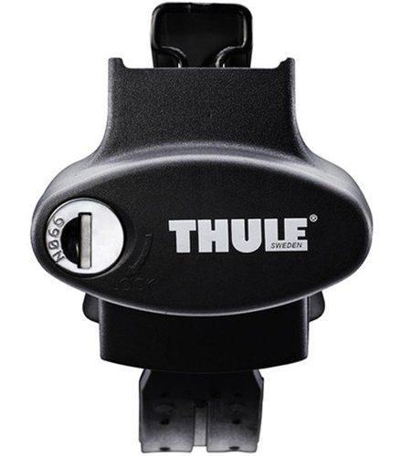 THULE Rapid System 775 (set of 4) by STOLBERG USA, LLC, analog 450R CrossRoad Roof ()