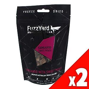 Supernaturals Kangaroo & Sweet Potato 70g FuzzYard Dog Treat Natural Puppy Click on image for further info.