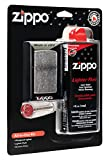 Zippo 24651 All-In-One Kit Silver, One Size