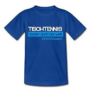 Tischtennis - Bester Sport der Welt Teenager T-Shirt von Spreadshirt®