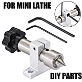 Wrench - Mini Lathe Machine Revolving Live Center Double Bearing Centre Wrench Diy Woodworking Tool - Vertical Cutter Starter {Suitable - Adjustable - Usa Mterial Accessory - 1PCs