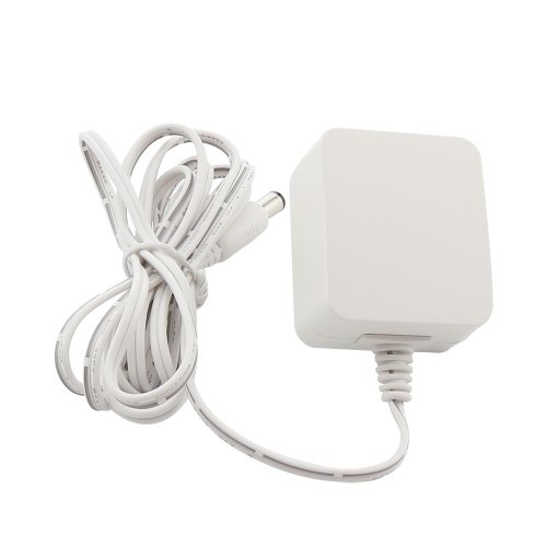 1byone Wall Power Plug 5V 1A AC Adapter, Battery Eliminator for Driveway Patrol Alert Alarm System