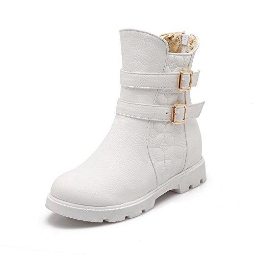 1to9mns02607 - Femme Col Bas, Blanc (blanc), 35