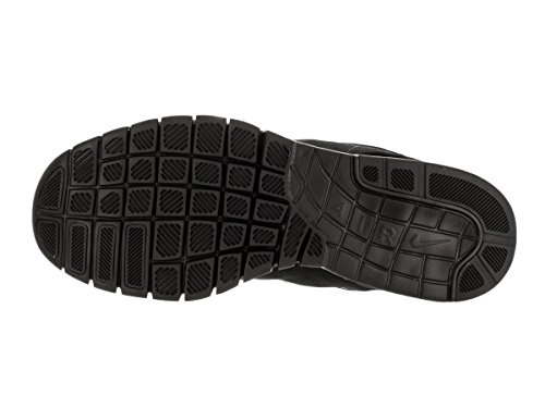 Nike Sb Air Stefan Janoski Max Premium Alle Zwarte Sneaker Schoenen Zwart Foto Blauw Wit 004