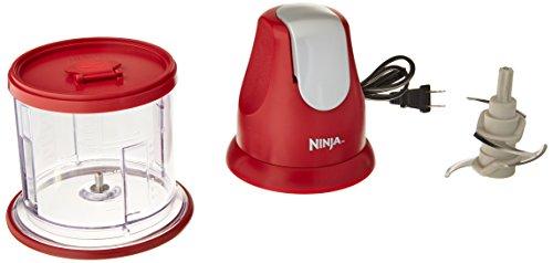 Chop - Food Processor & Chopper - Red (Certified Refurbished) ()