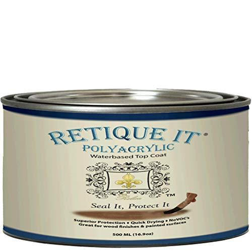 Retique It Liquid Wood, 16oz (Pt), 5. Polyacrylic